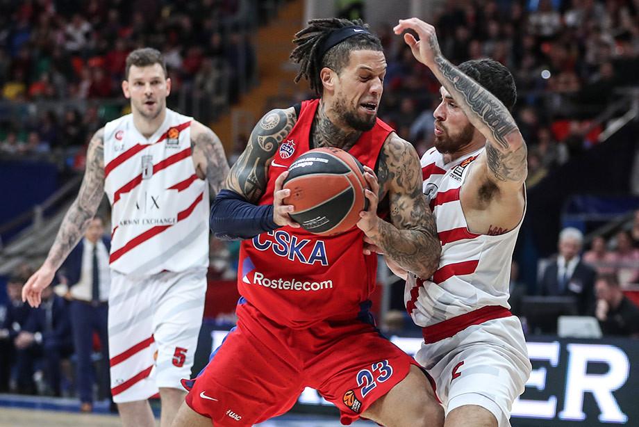 Хэккет съел MVP, ЦСКА выиграл у «Милана»