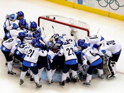 5 фактов о женской хоккейной сборной Финляндии