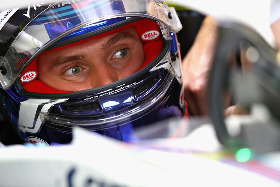 Сироткин завоевал первые очки в«Формуле-1»