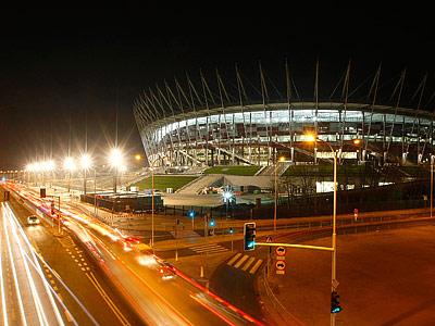 Лёгкий путь через границу Польши на Евро-2012