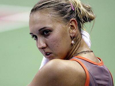 Лондон-2012. Теннис. Елена Веснина