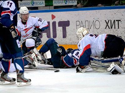 Итоги игрового дня ВХЛ (05.11.2013)