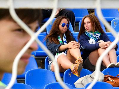 Популярность футбола в России и Украине