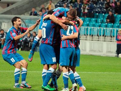 «Кривбасс» - «Арсенал» - 1:1