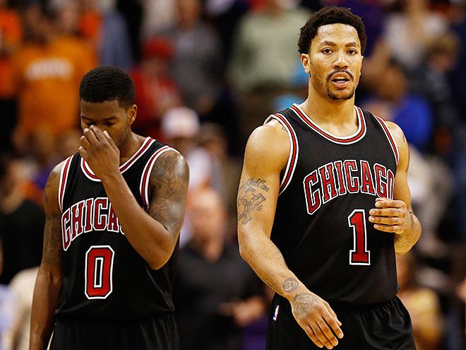 «Чикаго» проиграл 9 последних встреч из 14