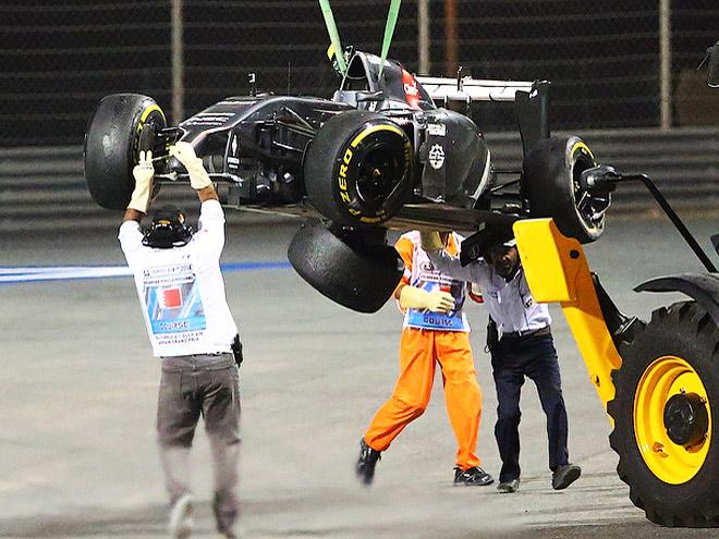 Итоги сезона Формулы-1 для команды «Заубер»