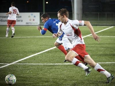 Автолига: события 13-го тура Чемпионата АФЛ-2012