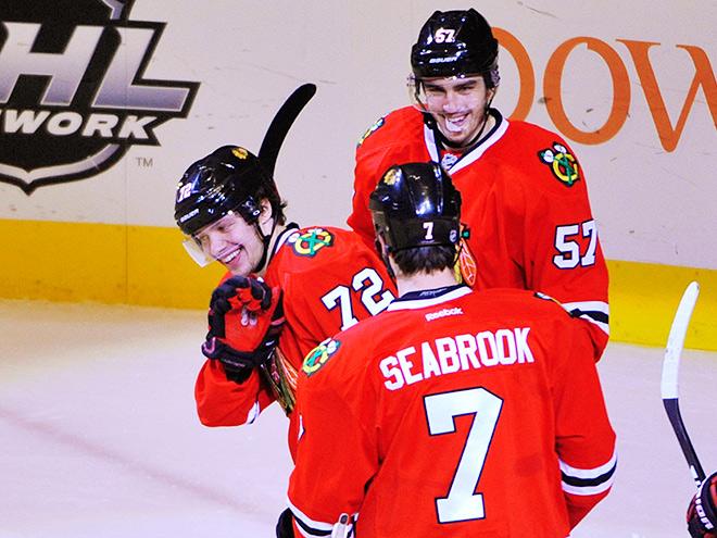 Овечкин, Малкин, Панарин и Тарасенко – лучшие россияне в НХЛ