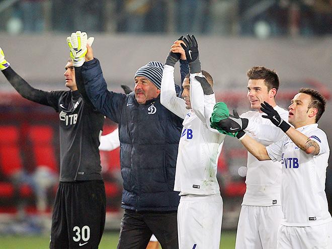 Прогноз ставок на матч ПСВ — «Динамо»