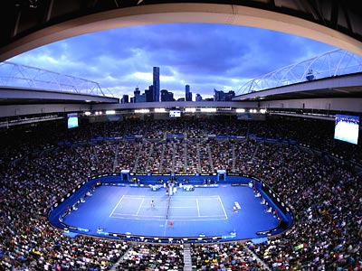 Хроника событий 11-го игрового дня Australian Open