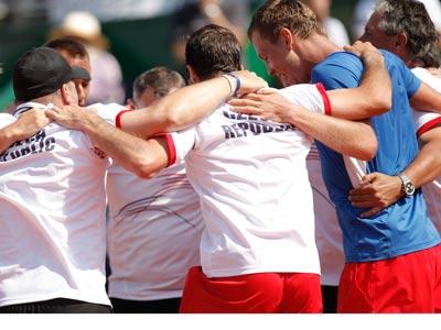 Чехи заработали шанс на домашний реванш