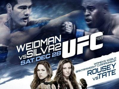 Превью главных поединков UFC 168