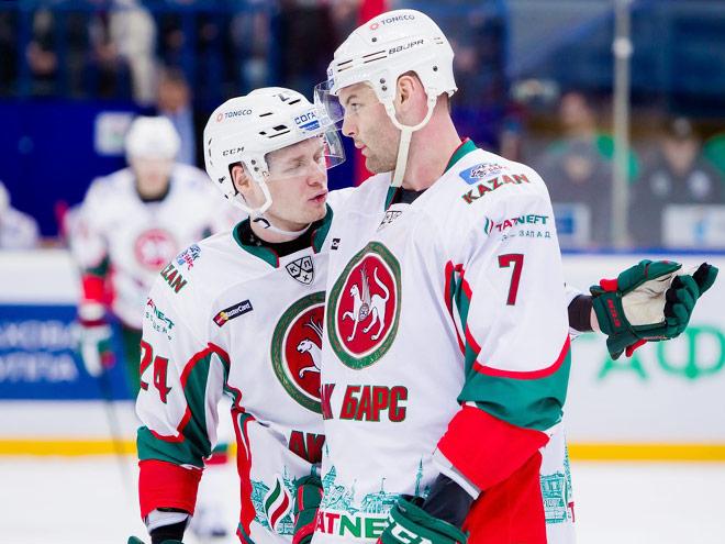«Салават Юлаев» – «Ак Барс» – 3:4. Видео, фото, отчёт матча
