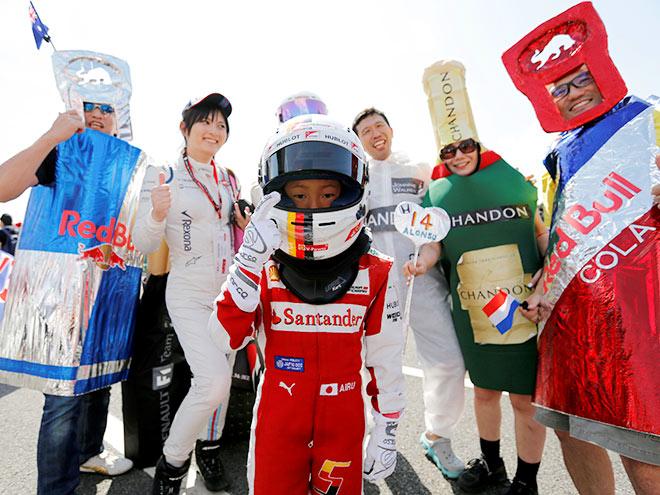 Гран-при Японии Формулы-1: Хэмилтон после схода, новый мотор «Хонда» Алонсо