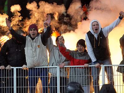 «Динамо» превзошло свой рекорд посещаемости в УПЛ