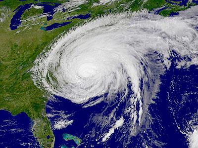 """Ураган """"Айрин"""" отвлёк внимание от старта US Open"""