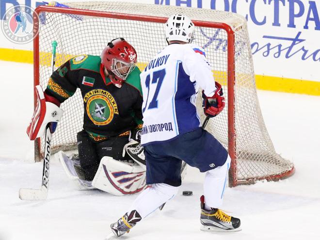 Глава федерации хоккея Чечни – о развитии вида спорта на Кавказе