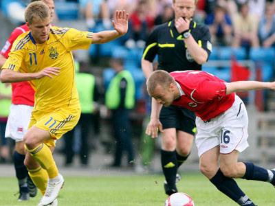 Иван Гецко о матче Украина – Норвегия