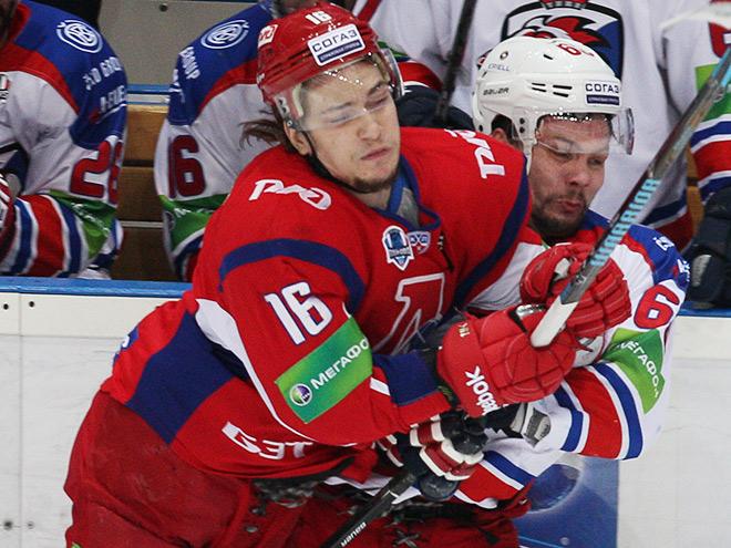 Гимаев – о четвёртой игре «Лев» – «Локомотив»