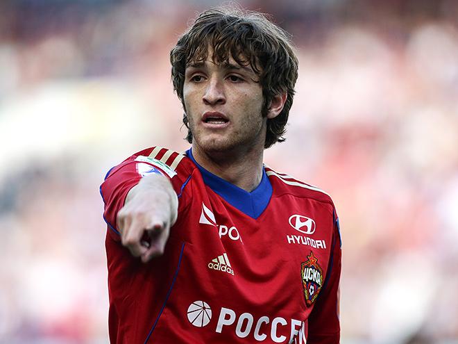 Футболист ЦСКА Марио Фернандес перестал считаться легионером вРФПЛ