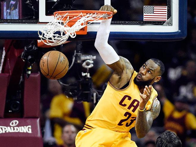 «Кливленд» — главный фаворит нового чемпионата НБА