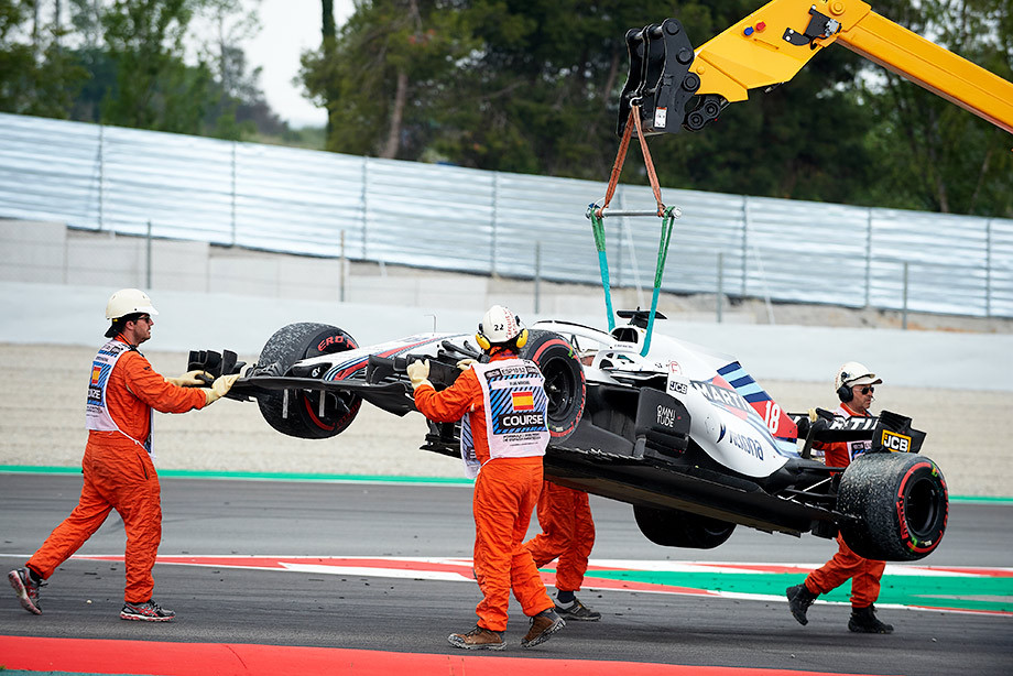 Формула-1. Гран-при Испании