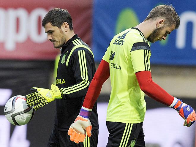 Искер Касильяс покидает «Реал»