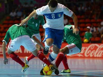 Мексика – Италия – 2:5