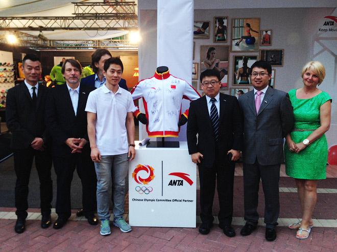 ANTA Sports выходит на российский рынок