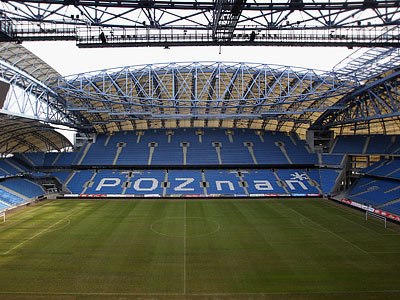 Наличие нового стадиона сократило расходы Познани на подготовку к Евро