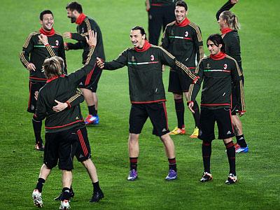 В ответной игре 1/4 финала Лиги чемпионов «Барселона» примет «Милан»