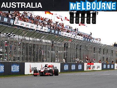 Австралия: гид по этапу