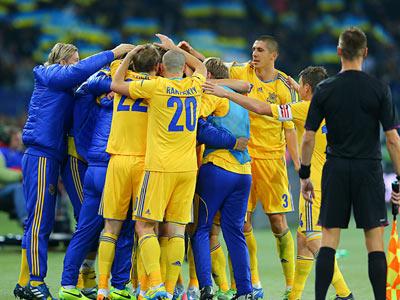 Чем запомнилась Украина в отборе к ЧМ-2014