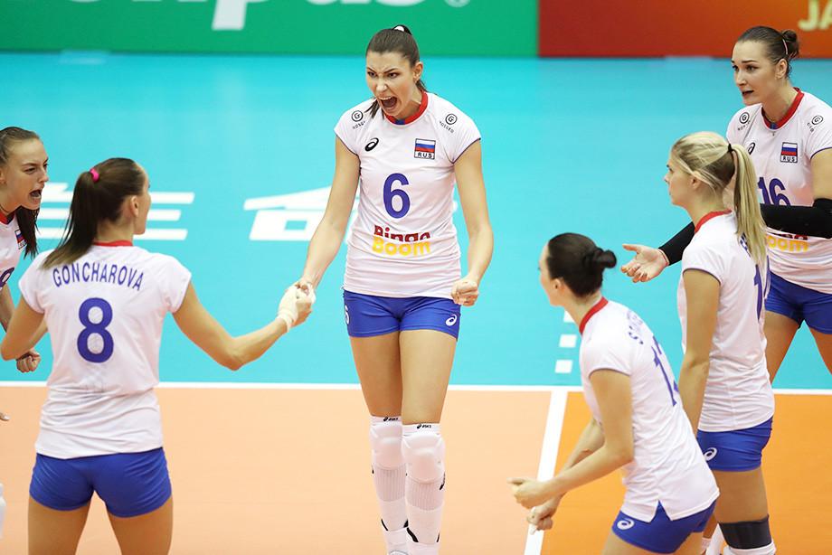 Четвёртый лишний. Готовы ли российские волейболистки пойти по головам?
