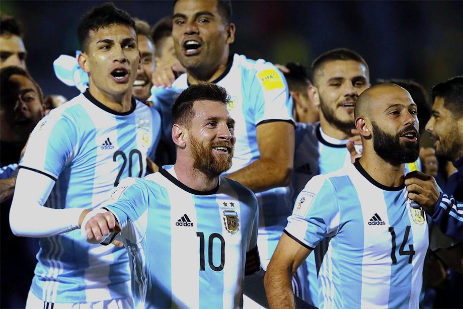 Наставник сборной Аргентины внетрезвом виде обидел полицейского