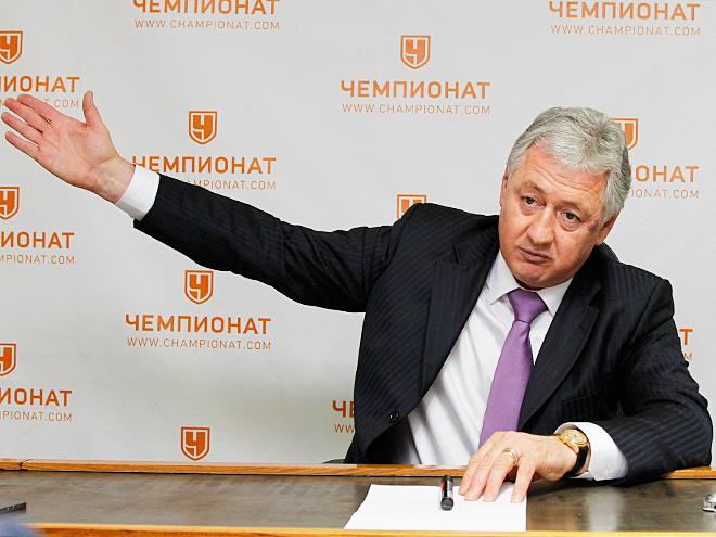 Ринат Билялетдинов стал гостем «Чемпионата»
