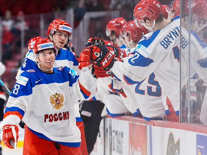 МЧМ-2015. Сборная России сыграет со Швецией