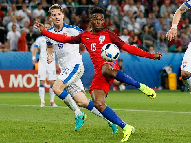 Словакия – Англия – 0:0