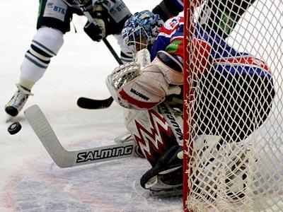 """""""Голодный"""" хоккей в Новосибирске"""