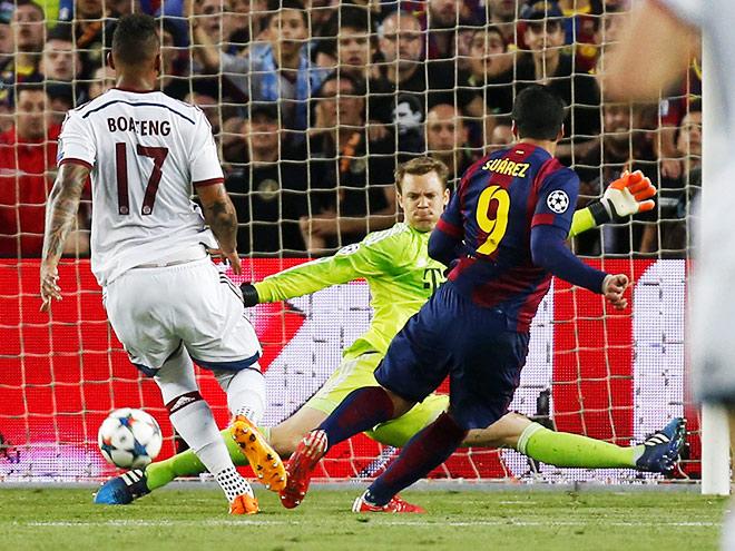 «Барселона» – «Бавария»