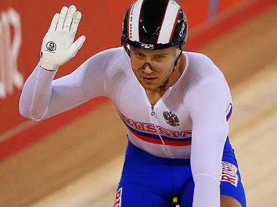 Лондон-2012. Велоспорт. Дмитриев