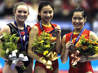 На чемпионате мира побеждают триумфаторы Пекина
