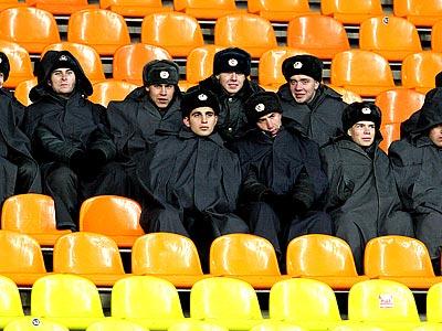 17 апреля - четвертьфиналы Кубка России