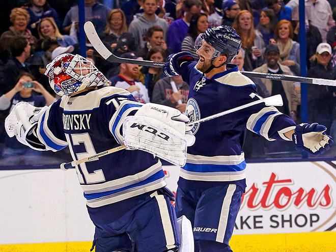Дацюк, Малкин и Тарасенко - в топ-5 россиян в НХЛ