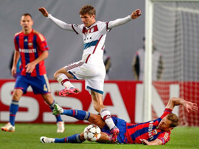 Прогноз ставок на матч «Бавария» – ЦСКА