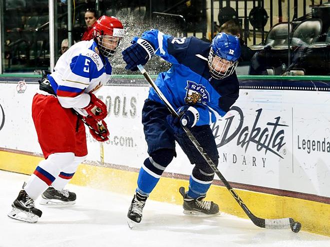 Финляндия – Россия – 4:3