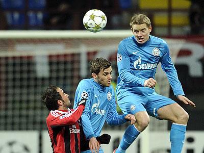 Томаш Губочан – о матче с «Миланом» и сезоне-2012
