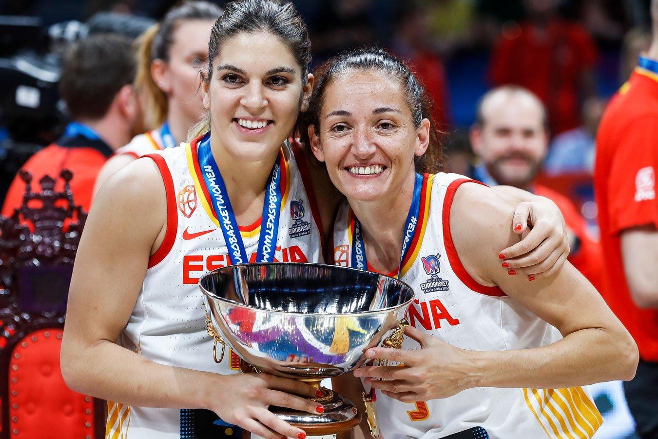 «Всё началось в России». Испанская баскетболистка спровоцировала масштабный скандал