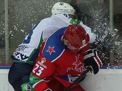 Итоги игрового дня КХЛ (19.11.2013)