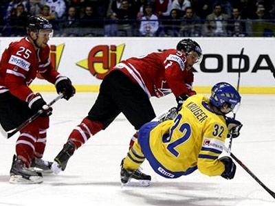 Канада выиграла Россию